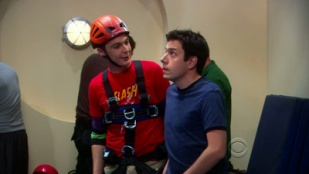 The Big Bang Theory 02x13 : The Friendship Algorithm- Seriesaddict